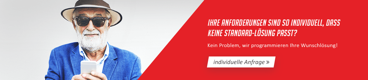 individuelle Anfrage